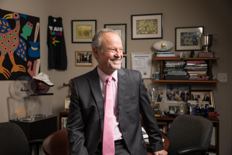 Richard Lapchick: Facing Uncomfortable Truths