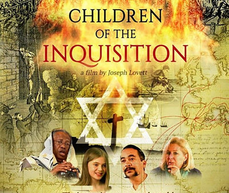 Film Discussion: Director of Children of the Inquisition